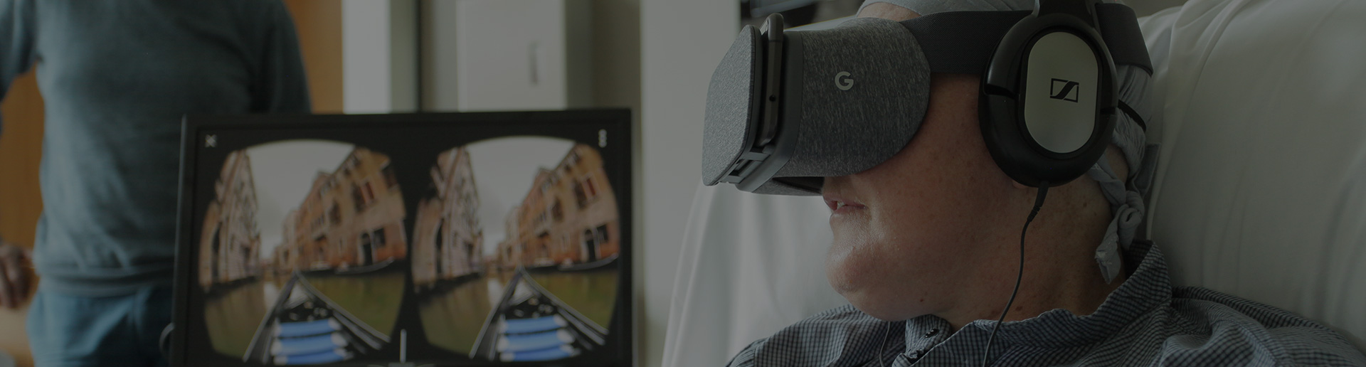 Extraordinary VR training experiences for extraordinary people.